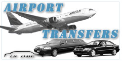 Portland Airport Transfers and airport shuttles