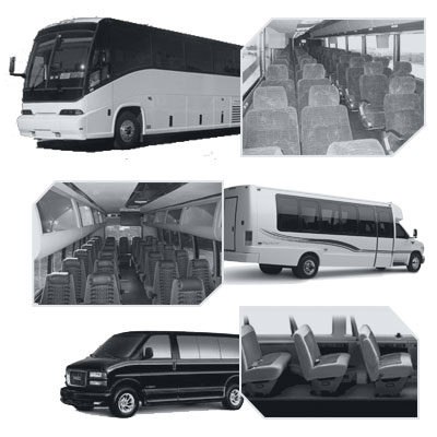 Portland Coach Bus rental