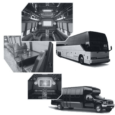 Party Bus rental and Limobus rental in Portland, OR