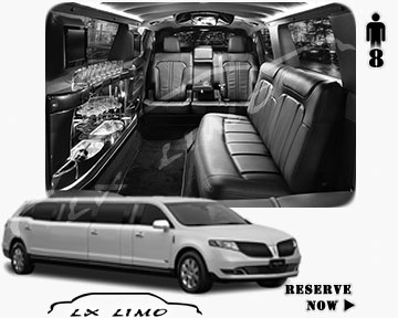 Stretch Wedding Limo for hire in Portland, ON, Canada